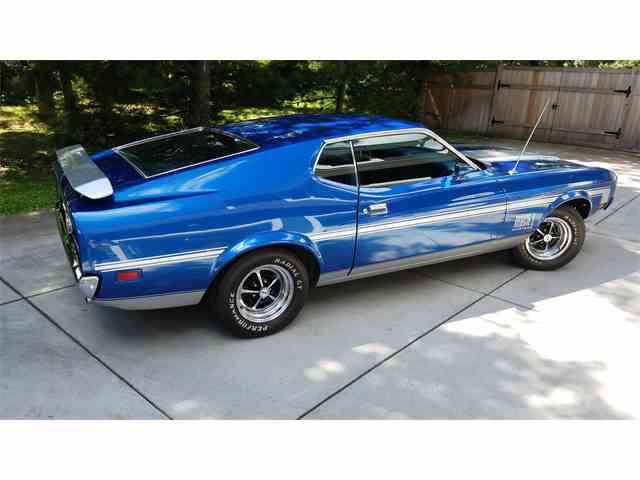 1971 Ford Mustang Mach 1 | 891935