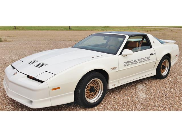 1989 Pontiac Turbo Trans Am Pace Car | 891936