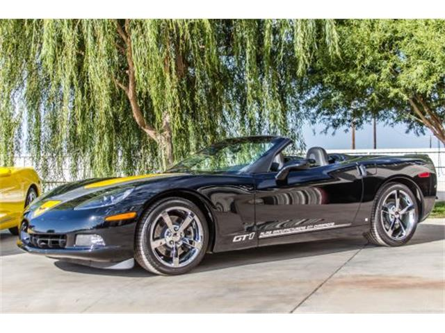 2009 Chevrolet Corvette GT1 4LT Convertible | 890194