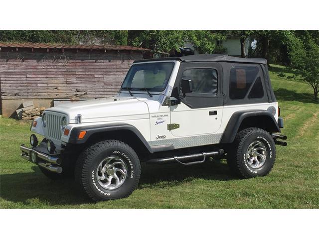 1997 Jeep Wrangler   891942