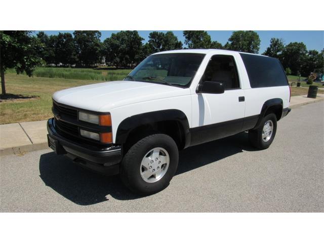 1994 Chevrolet Blazer   891943
