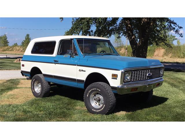 1972 Chevrolet Blazer | 891947
