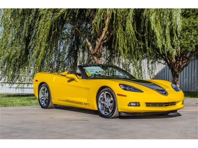 2009 Chevrolet Corvette GT1 4LT Convertible | 890195