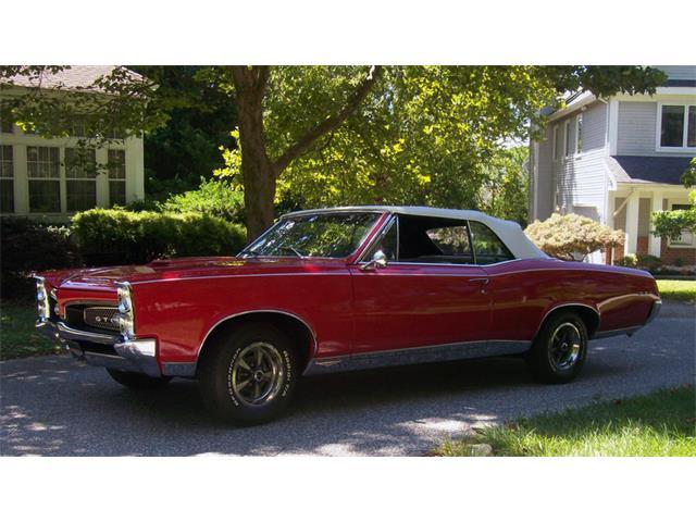 1967 Pontiac GTO | 891951