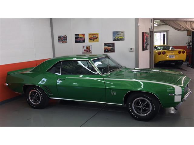 1969 Chevrolet Camaro | 891953