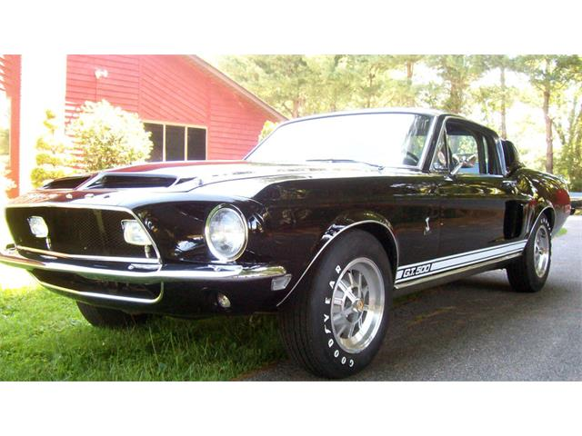1968 Shelby GT500 | 891956