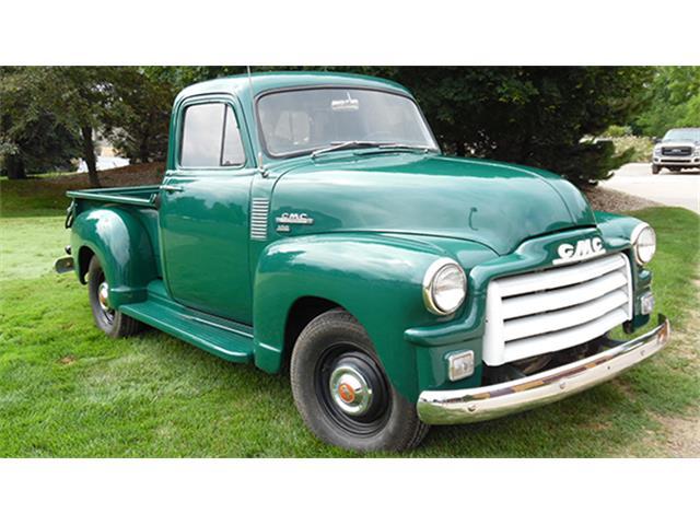 1954 GMC Series 101 1/2-Ton Pickup | 891959