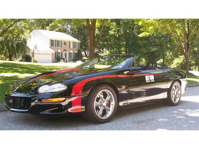 2002 Chevrolet Camaro | 891960