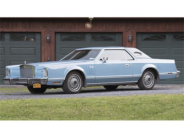 1979 Lincoln Continental Mark V | 891970
