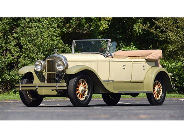 1926 Cadillac Series 314 Phaeton | 891971