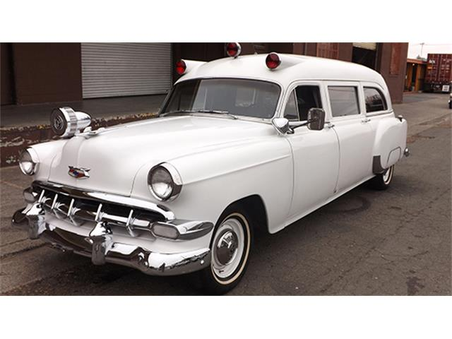 1954 Chevrolet 150 Special Ambulance | 891977
