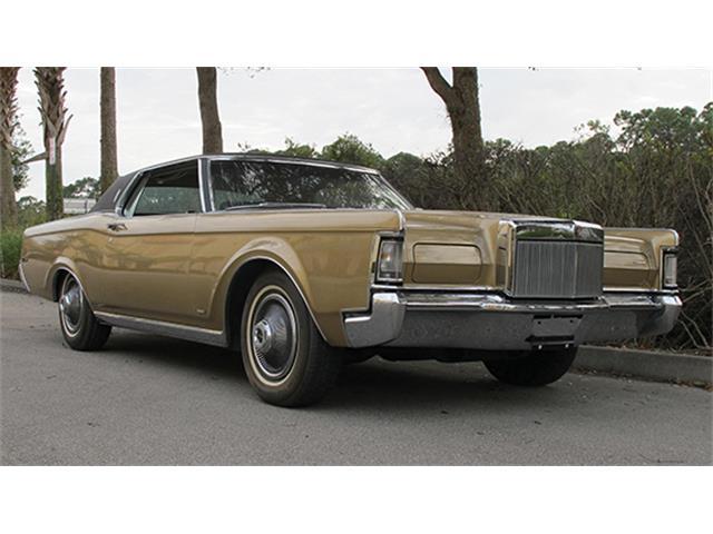 1969 Lincoln Continental Mark III | 891988