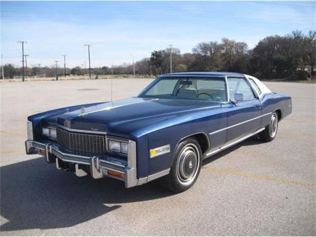 1976 Cadillac Eldorado | 890199