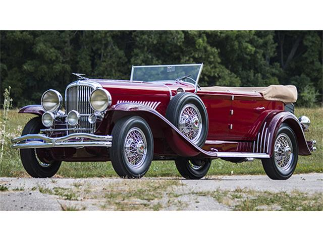 1931 Duesenberg Model J Convertible Sedan | 891990