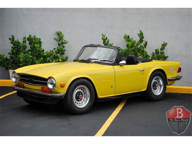 1972 Triumph TR6 | 892005