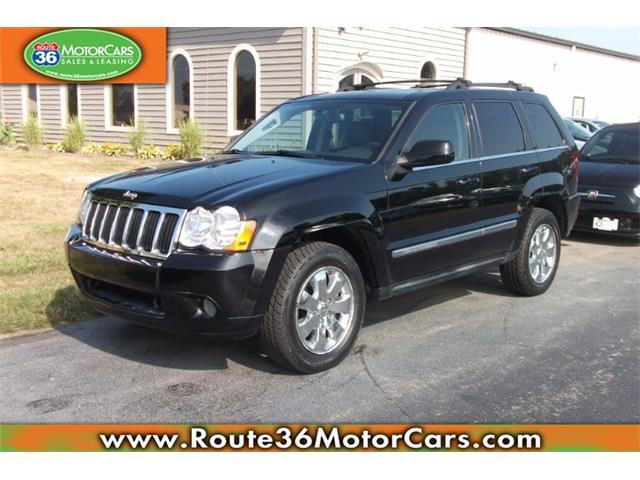 2008 Jeep Grand Cherokee | 892007