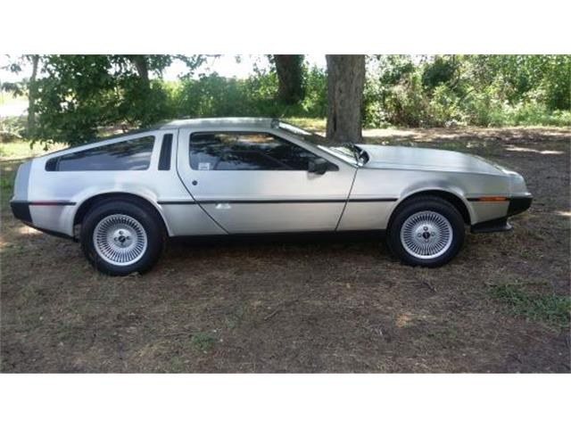 1981 DeLorean DMC-12 | 890201