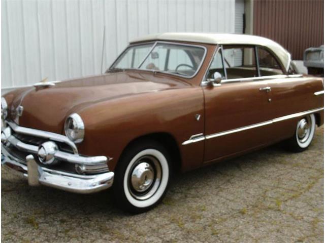 1951 Ford Victoria | 892010