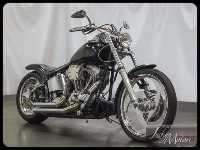 2002 Harley-Davidson Softail | 892018