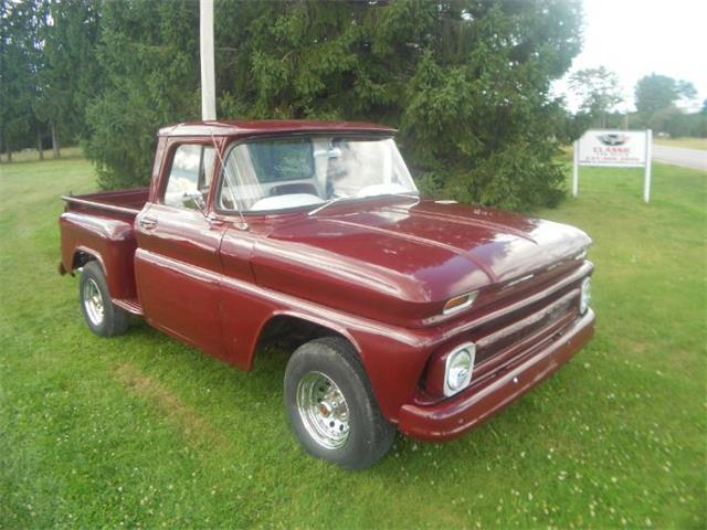 1962 Chevrolet C/K 10 | 892030