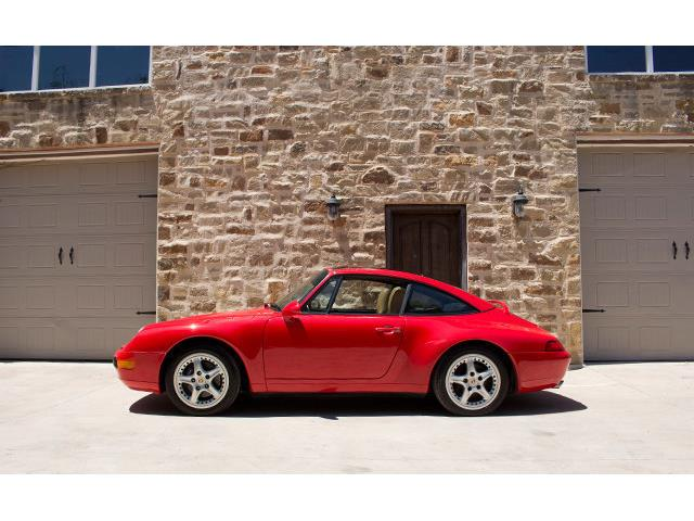 1996 Porsche 911 Carrera | 892036