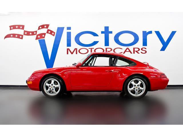 1995 Porsche 911 | 892042