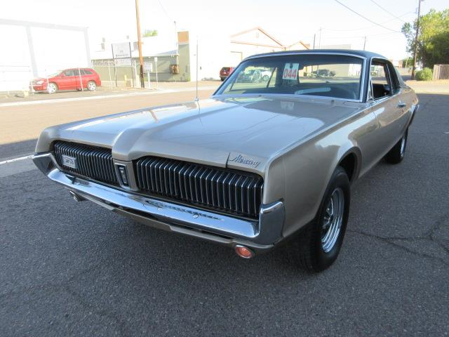 1967 Mercury Cougar XR7 | 892044