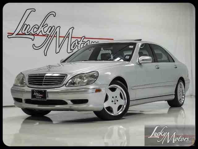 2001 Mercedes-Benz S-Class | 892045