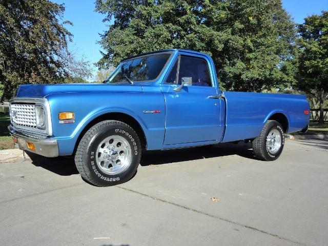 1971 Chevrolet C/K 20 | 892058