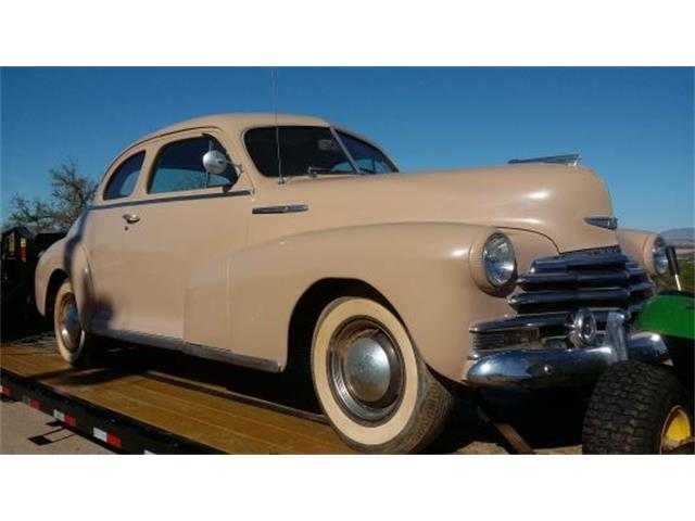 1948 Chevrolet Stylemaster Two Door | 890206