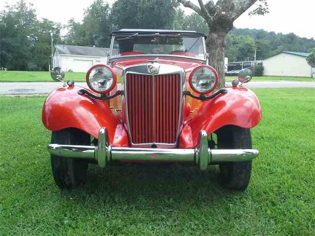 1954 MG TD | 892066
