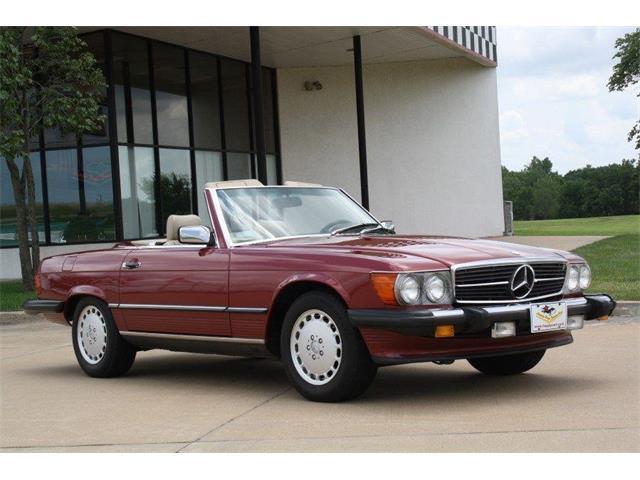 1989 Mercedes-Benz 560 | 892073