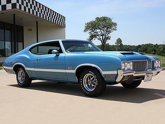 1970 Oldsmobile 442 | 892074