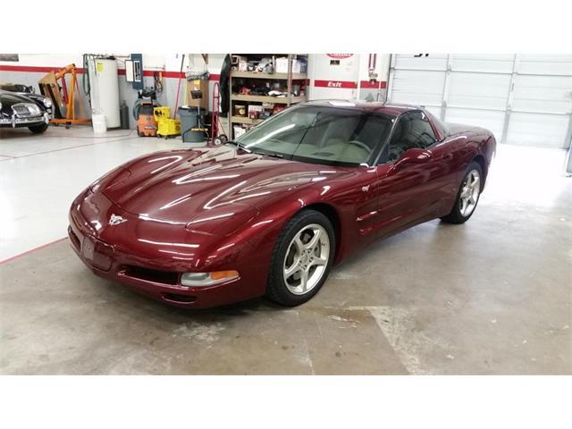 2003 Chevrolet Corvette | 892075