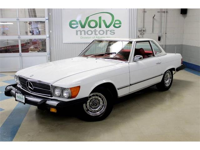 1975 Mercedes-Benz 450SL | 892077