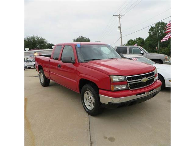 2006 Chevrolet Silverado | 892085