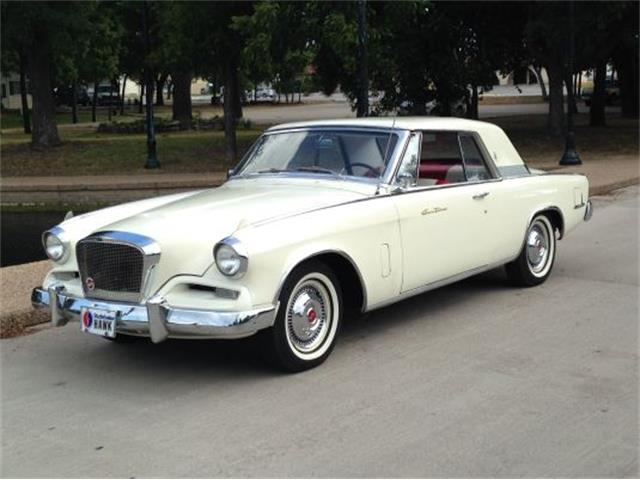 1962 Studebaker GT Hawk Two Door Hardtop | 890209