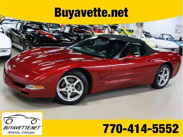 2004 Chevrolet Corvette | 892092