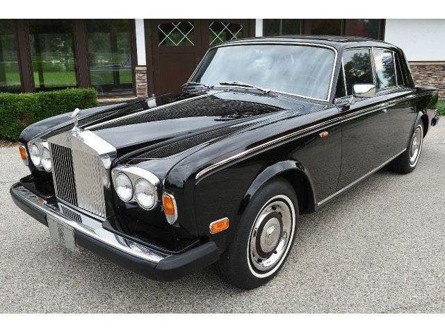 1979 Rolls-Royce Silver Shadow | 892100