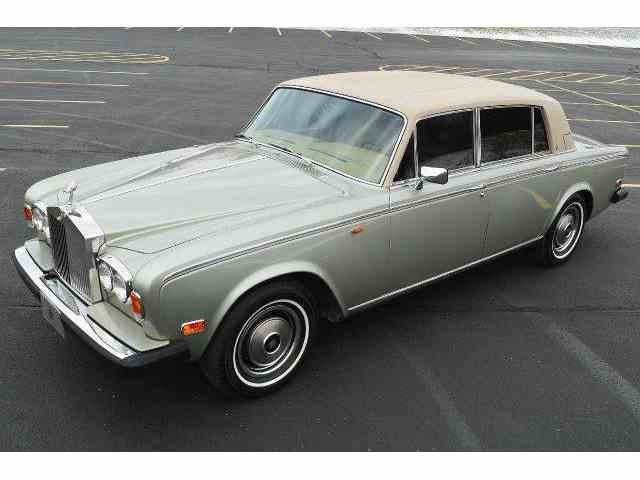 1978 Rolls-Royce Silver Shadow | 892102