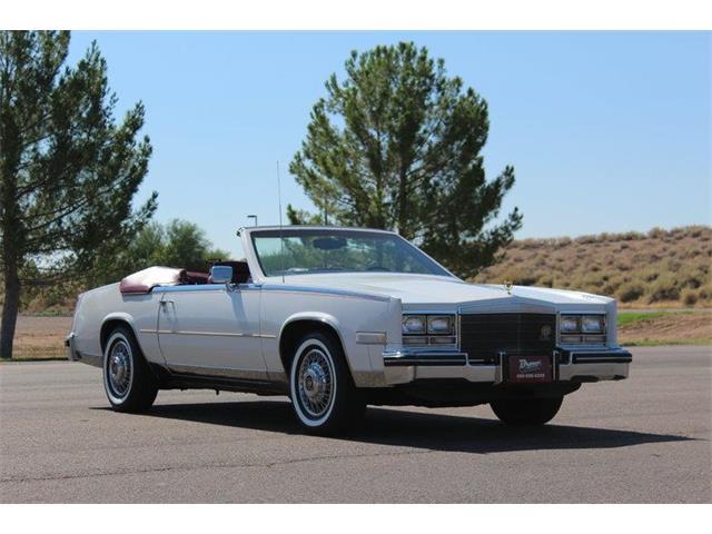 1985 Cadillac Eldorado | 892103