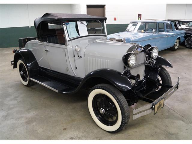 1929 Ford Model A Shay replica | 892104