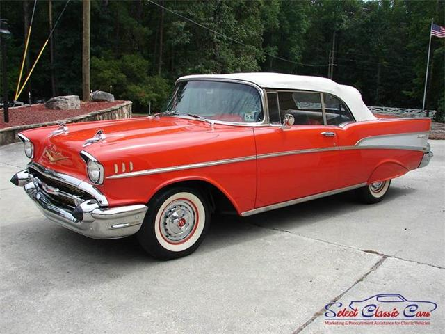 1957 Chevrolet Bel Air | 892109