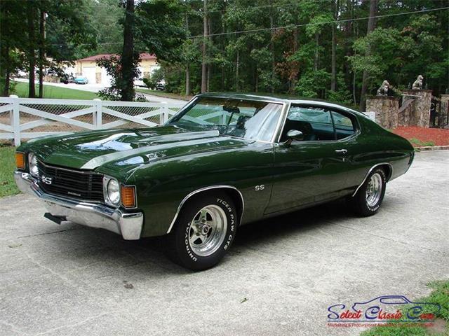 1972 Chevrolet Chevelle | 892110