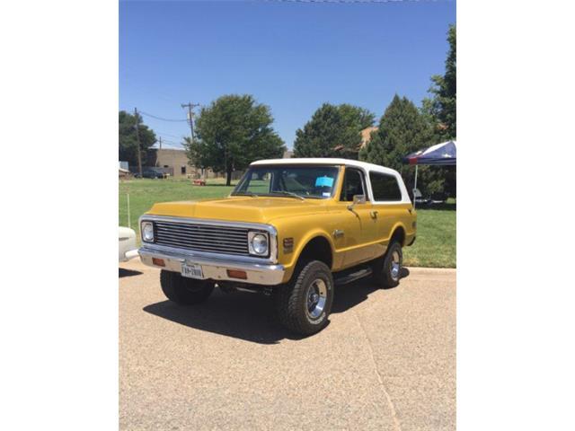 1971 Chevrolet K5 Blazer | 892114