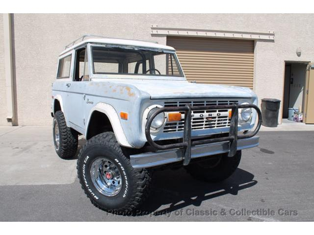 1971 Ford Bronco   892115
