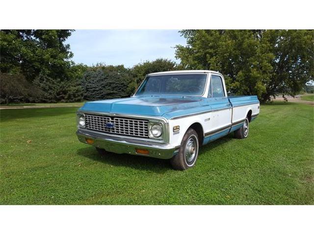1972 Chevrolet Cheyenne  10 | 892117