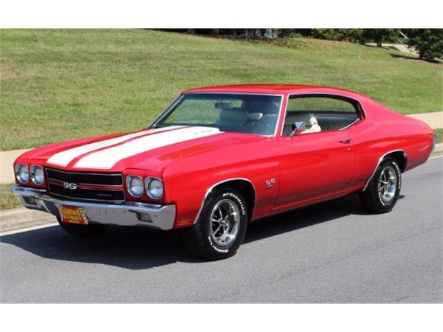 1970 Chevrolet Chevelle | 892120