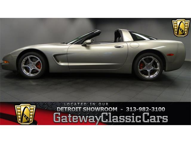 2000 Chevrolet Corvette | 892126