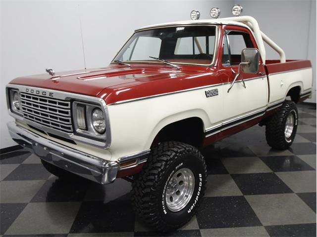1978 Dodge Power Wagon 4x4 | 892132